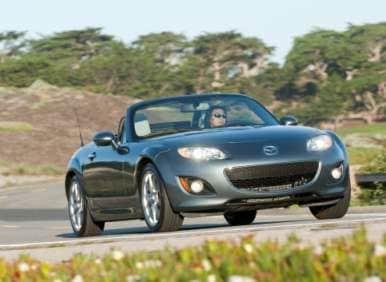 Mazda MX-5 Miata: Good News from Goodwood