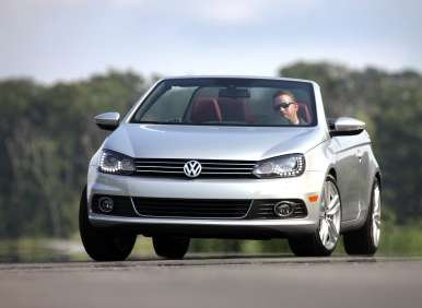 Best Small Convertibles For 2012