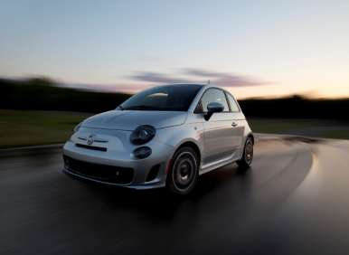 2013 Fiat 500 Turbo Coming This Fall