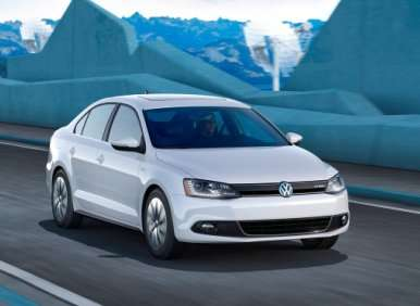 2013 VW Jetta Hybrid Sets Land Speed Record at Bonneville