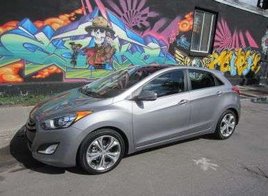 2013 Hyundai Elantra GT: Introduction