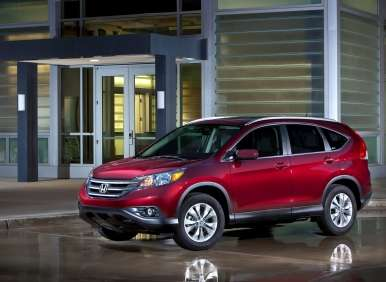 2012 Honda CR-V Receives Full Redesign, Even Better Gas Mileage