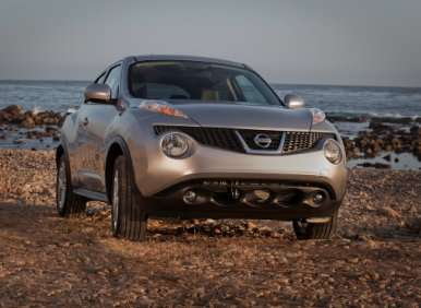 2012 Nissan Juke: Introduction