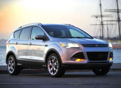 2013 Ford Escape Charms With High Mileage and Upscale Interior