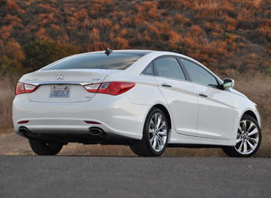 2013 Hyundai Sonata 2 0t Road Test And Review Autobytel Com
