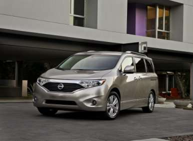 2012 Nissan Quest 3.5 LE Road Test and Review