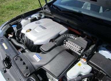 Road Test And Review 2012 Hyundai Sonata Hybrid