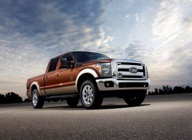 Best Cars for the Tailgate Party: Ford F-350 Super Duty