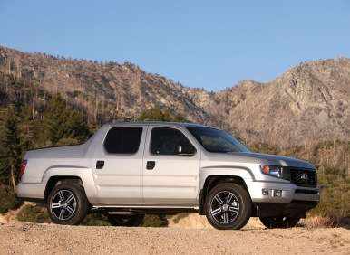 Best Cars for the Tailgate Party: Honda Ridgeline