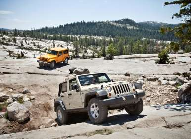 Best Cars for the Tailgate Party: Jeep Wrangler Unlimited