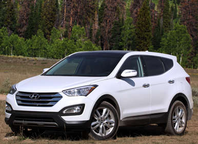 2013 Hyundai Santa Fe Sport Road Test and Review