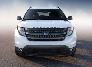 Blue Oval Breaks out 2013 Ford Explorer Sport