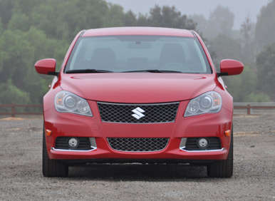 2012 Suzuki Kizashi Review: What Is It