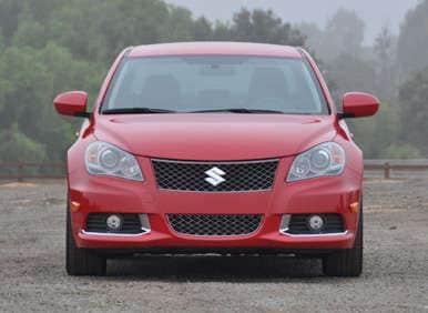 2012 Suzuki Kizashi Road Test and Review