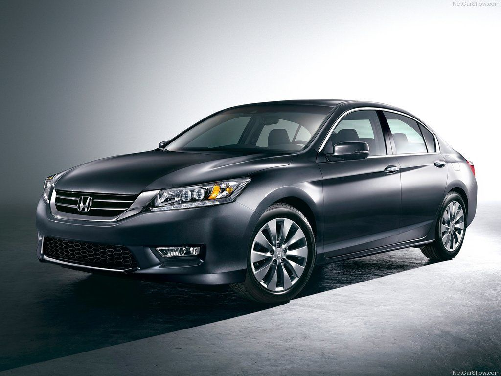 10 best family cars of 2013 for Best honda accord year