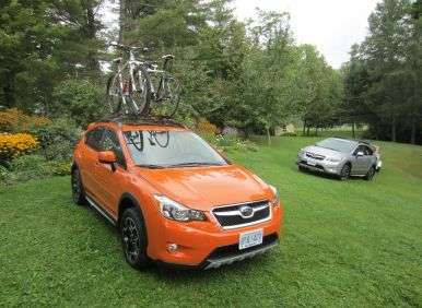 First Drive - 2013 Subaru XV Crosstrek