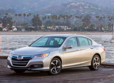 All-new 2013 Honda Accord Previews Plug-in Hybrid Version