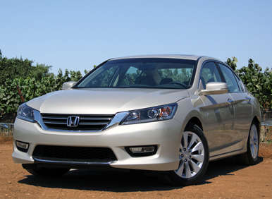 2013 Honda Accord: Introduction