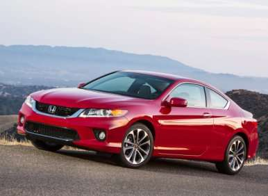 2013 Honda Accord: MSRP Pricing Preview