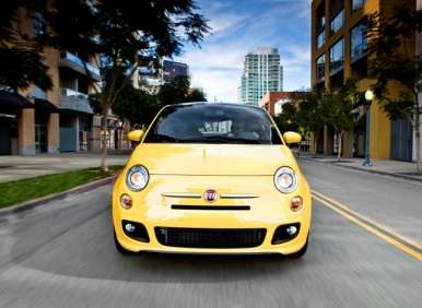 2013 Fiat 500 Welcomed into 40-mpg Club