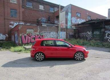 2012 Volkswagen GTI Road Test and Review