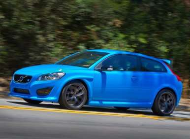 2013 Volvo C30 Polestar Limited Edition to Answer U.S. Need for Swede