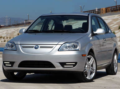 First Drive Review: 2012 CODA Sedan