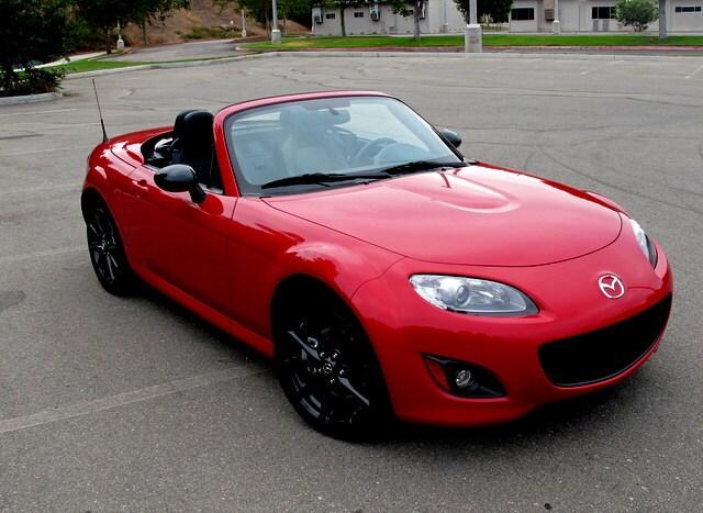 2012 Mazda Miata Hardtop Convertible Road Test and Review