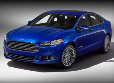 2013 Ford Fusion Hybrid Scores 47 MPG in all EPA Testing Cycles