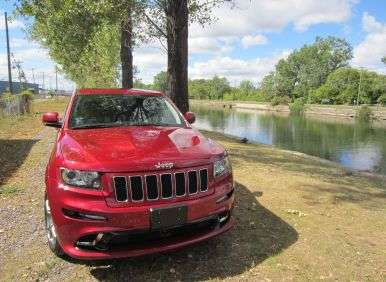 2012 Jeep Grand Cherokee SRT8: Road Test and Review