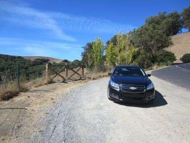 2013 Chevrolet Malibu Turbo First Drive