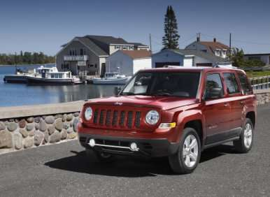 Fast Five: Most-Affordable Crossovers of 2012