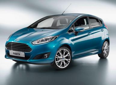 2014 Ford Fiesta Gets Feistier