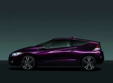 Paris Motor Show: 2013 Honda CR-Z Premieres with More Power