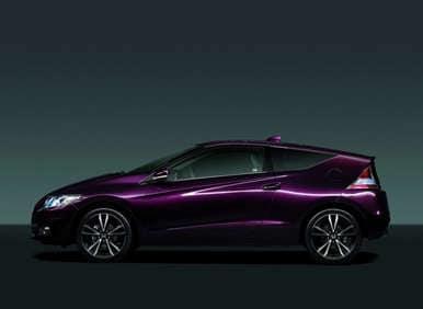 Paris Motor Show: 2013 Honda CR-Z Premieres with More Power