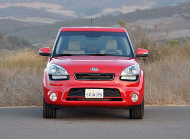2013 Kia Soul Road Test and Review