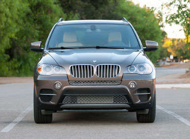 2012 BMW X5 xDrive35d Review: What Is It