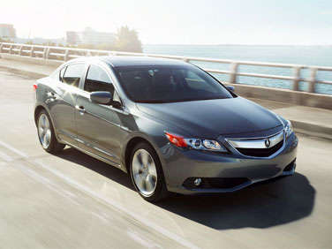 10 Things You Need To Know About The 2013 Acura ILX