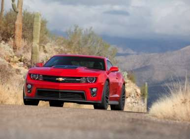 10 Fastest Muscle Cars