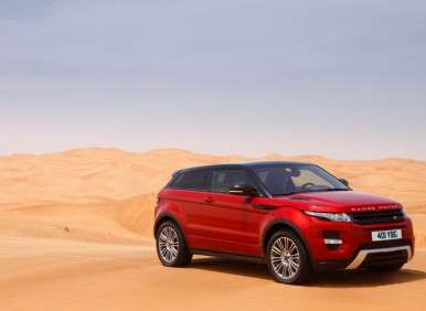 2013 Land Rover Range Rover Evoque: The Pure Approach