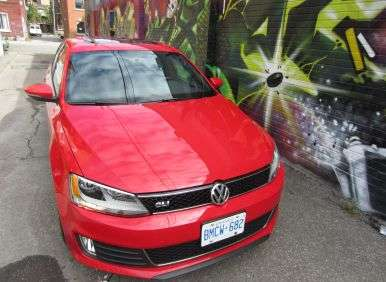 2012 Volkswagen Jetta GLI: Introduction