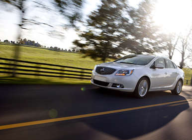 First Drive Review: 2013 Buick Verano Turbo