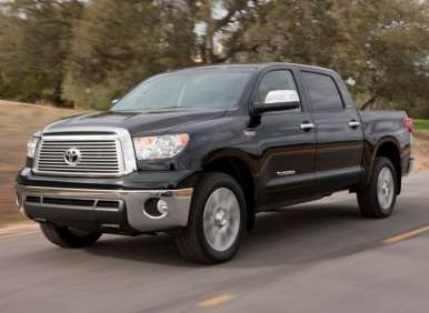 01.  The 2013 Toyota Tundra Is A Full-Size Pickup