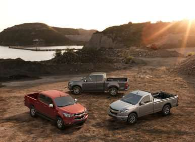 Best MPG 2012 Trucks