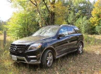 First Drive Review - 2013 Mercedes-Benz M-Class
