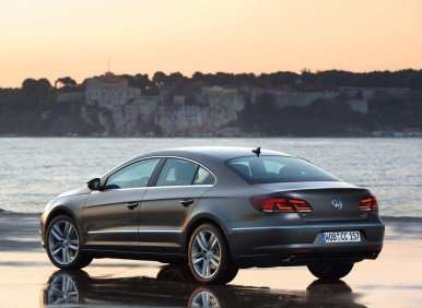 2013 Volkswagen CC: A Look at the Lineup