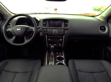 First Drive 2013 Nissan Pathfinder