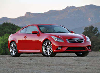 2013 Infiniti G37 Coupe Review: Pricing and Trim Levels