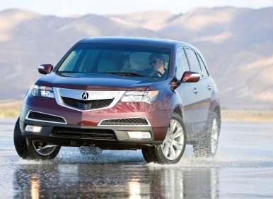 2009 Acura  on Best Used Suvs   Autobytel Com