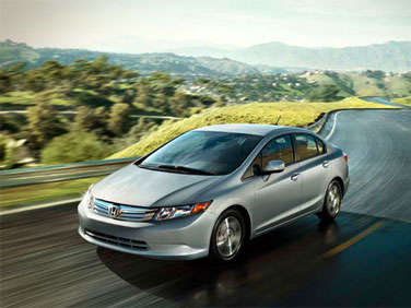 List of Hybrid Cars for 2013